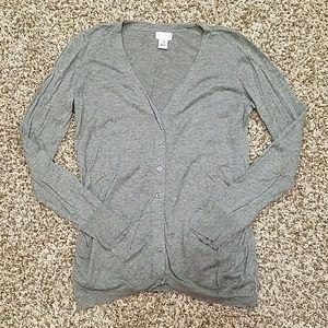 Motherhood Maternity Cardigan Sweater